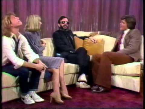 Ringo Starr On The John Davidson Show 1980 Part One