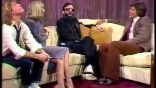 Ringo Starr on the John Davidson Show 1980 Part One