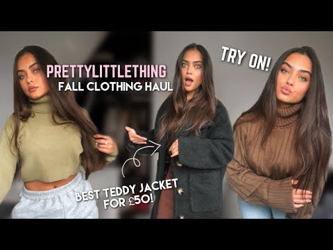 PLT FALL/WINTER TRY ON HAUL the best fall items you need..
