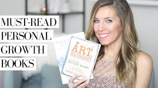 Life-Changing Books to Read This Year | Mindset, Lifestyle, Personal Development