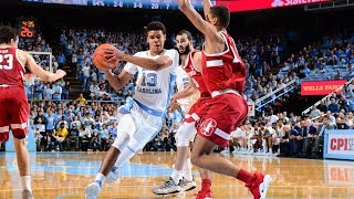 UNC Men's Basketball: Tar Heels Take Down Stanford, 90-72, in Home Opener