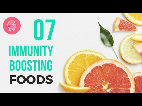 7 Natural Foods To Boost Your Kid's Immunity | Build Immune System For Winter