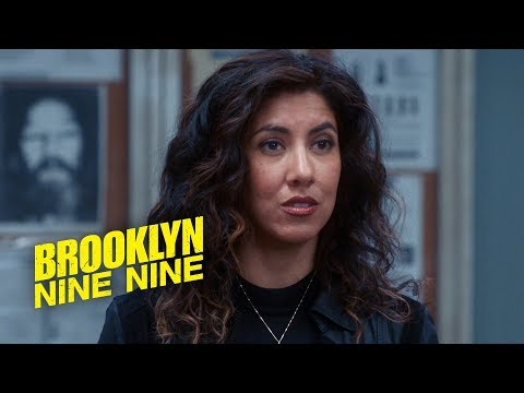 Rosa Comes Out To The Nine Nine | Brooklyn Nine-Nine