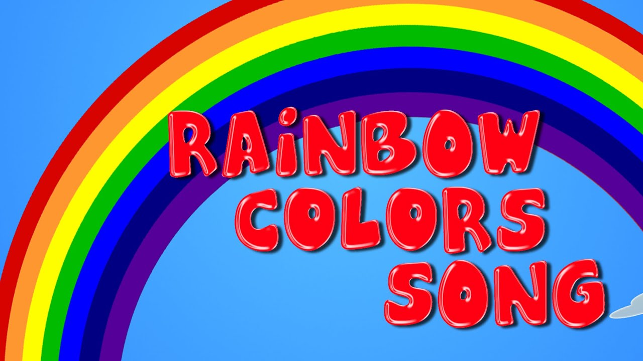 The Rainbow Colors Song | Songs for Kids | Learn Colors ...