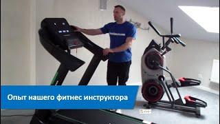 постер к видео Как похудеть на беговой дорожке. Опыт нашего фитнес инструктора.
