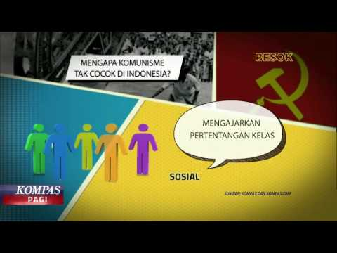 Mengapa Komunisme Tak Cocok di Indonesia?