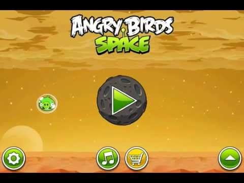 Angry Birds Space New Theme Song By Slash!