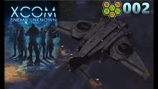XCOM: Enemy Unknown - Gameplay - The first proper mission - #02