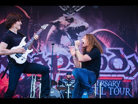 Rhapsody - Full Show HD -  Live at Sweden Rock Festival (2017)