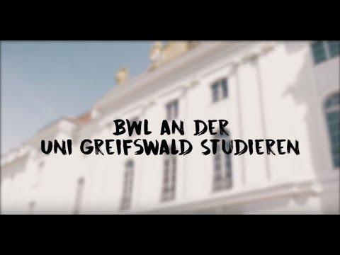 mglichkeiten um bwl an der universitt greifswald zu studieren - Uni Greifswald Bewerbung