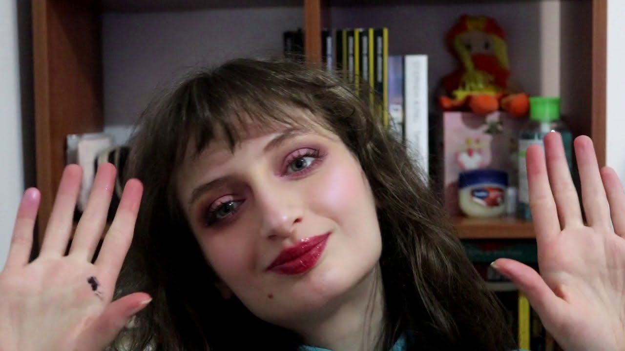 Brown and pink makeup | Cate Barbosa