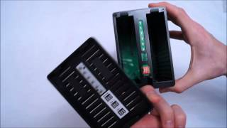 Silverstone DS322 Dual Bay USB 3.0 External Sata HDD Enclosure Unboxing -Hal Thompson