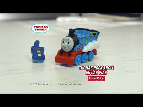 Thomas & Friends™|Thomas Rock & Roll en las Vías |Adventures™ Liberen al Kraken