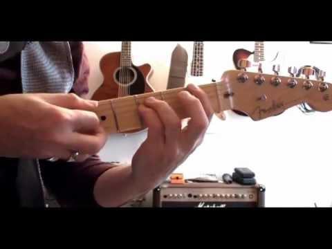 Smells like teen spirit (Nirvana) - Cours de guitare électrique morceau mythique