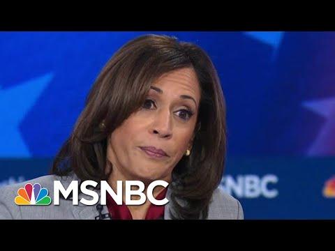Senator Kamala Harris: 'President Donald Trump Got Punk'd' On North Korea | MSNBC