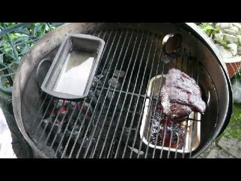 Weber Elektrogrill Pulled Pork : How to cook pulled pork on a weber kettle bbq youtube