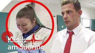 Zu krass geflirtet: Arm verletzt, um Herzdame zu gefallen! | Klinik am Südring | SAT.1 TV