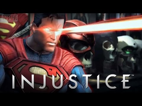 Injustice: Every Character Superman Has Killed In The Injustice Universe! (Game/Comic)