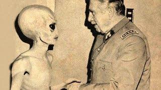 10 шокирующих задокументированных встреч с пришельцами