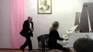 """А.Карташева, Г.Пыстин : - А.Хачатурян"""" 3 пьесы из балета """"Чиполлино""""."""