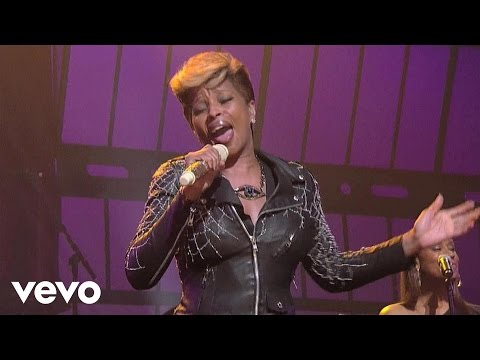 Mary J. Blige - Be Happy (Live on Letterman)