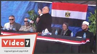 الداعية خالد الجندى: أعظم أم هى مصر