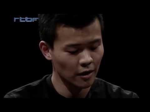 David Fung performs Rachmaninov Prelude in B Minor, Op. 32 No. 10