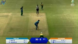 CSA Women's T20 Super League (Duchesses vs Thistles)