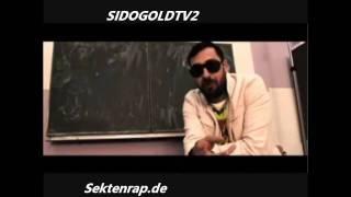 Sido macht Promo für sein Album AggroBerlin