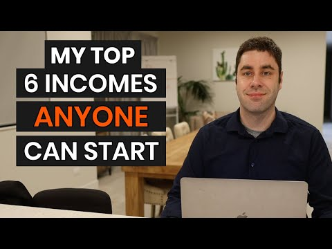 How I Built 6 Income Streams By Age 30 That Make $100,000+ Per Month