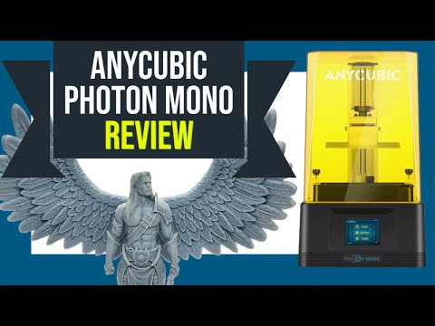 Anycubic Photon Mono review (Honest Review with results)