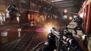 Amazing Futuristic Shootout in Beautiful War Game Call of Duty Advanced Warfare