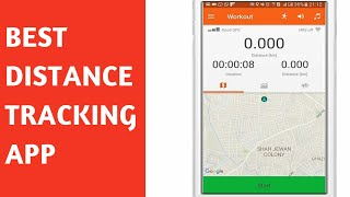 Best Free Distance Tracking App 2018 (Android)