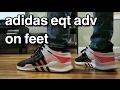 adidas EQT Support ADV On Feet