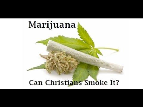 Marijuana - Can Christians Smoke It?