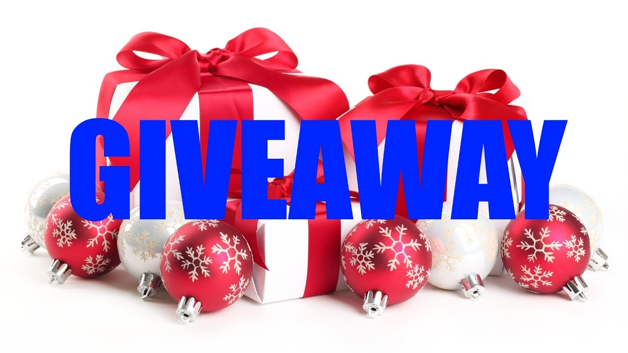 weihnachts giveaway