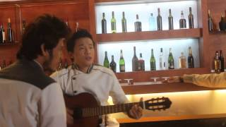 [Guitar-live] Tiễn bạn lên đường _ Lam Trường ft Lân Nhã - Anh Tài