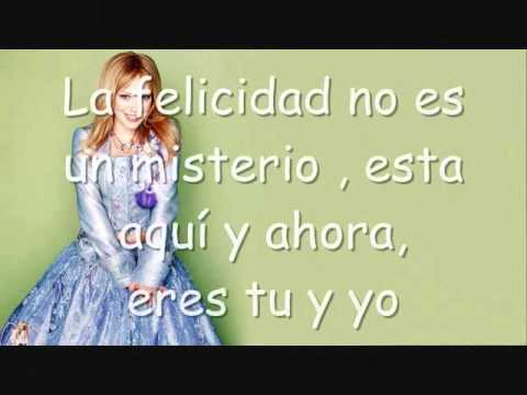 What Dreams Are Made Of - Hilary Duff - en ESPAÑOL