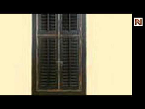 Vintage Black Rub Finish - Shaped Mirrors By Bassett Mirror-m1925