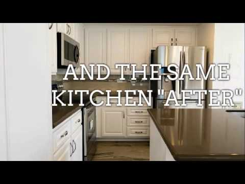 Galley Kitchen Remodel To Modern Open Concept Design | Vista Classic Home  Improvements