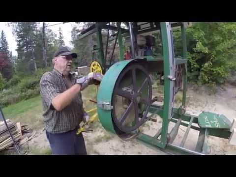 Old Man Mill Build details