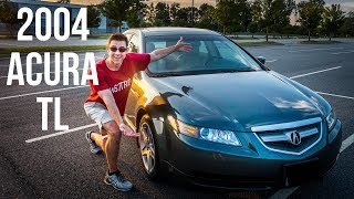 2004 ACURA TL (3rd Gen) - Review and Test Drive!