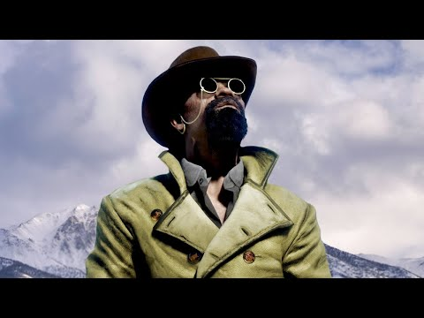 Red Dead Redemption 2 - Braithwaite Manor Candyland Shootout TARANTINO STYLE Django Tribute thumbnail