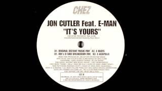 Watch Jon Cutler Its Yours video
