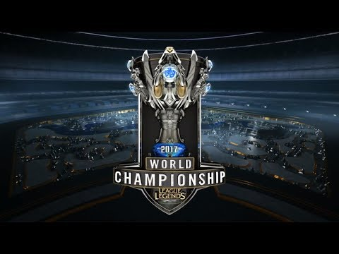 AHQ vs SKT - EDG vs C9 - C9 vs SKT - SKT vs EDG   2017 World Championship: Group Stage Day 8