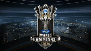 AHQ vs SKT - EDG vs C9 - C9 vs SKT - SKT vs EDG | 2017 World Championship: Group Stage Day 8