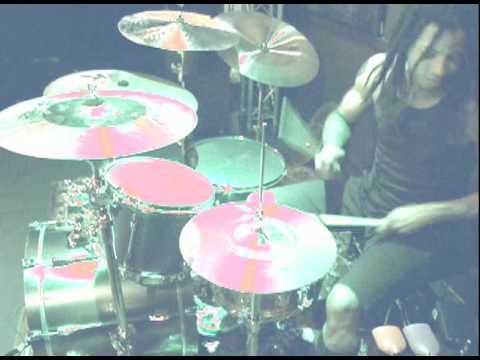 Longineu Parsons III  Cypress Hill  Armada Latina Drum