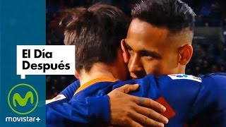 el da despus 15 02 2016 el truco final el penalti del bara