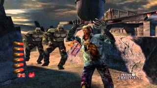 The House of the Dead 2 & 3 Return | Dolphin Emulator 4.0.1 [1080p HD] | Nintendo Wii