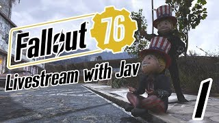 Fallout 76 with Jav!